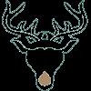 chris-perry-sterling-silver-reindeer-dark